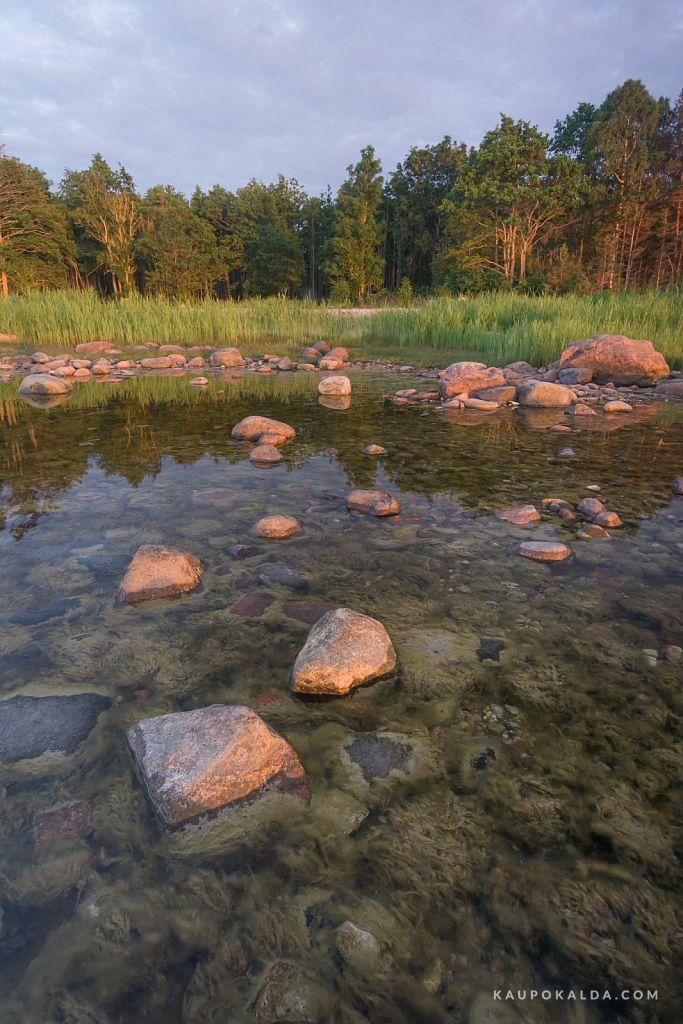 Soe suveõhtu Saaremaal