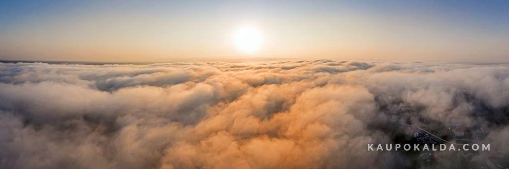 Loojang udus Kakumäel (fog)