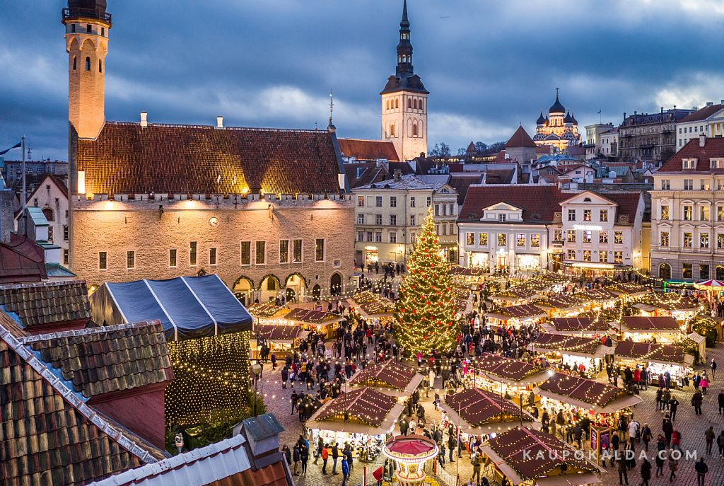 Tallinna Jõuluturg 2018